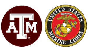 ATM logo and United Marine Corps Logo